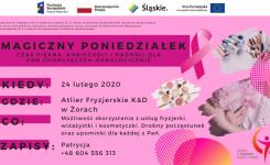 Magiczny Poniedziałek – Wyjątkowe spotkanie kobiet leczących się onkologicznie.